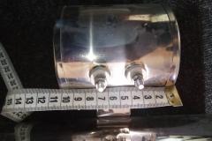 Электро нагреватель керамический хомутовый повышенной мощности