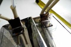 Плоский нагреватель термопласт-автомата